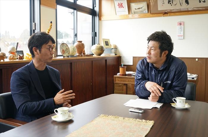 Webマーケティング_アール 藤野屋 対談_クライアント紹介①