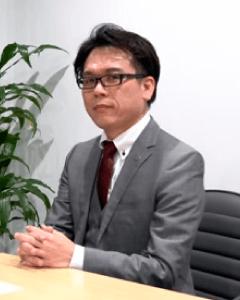 代表取締役 竹下 健治氏